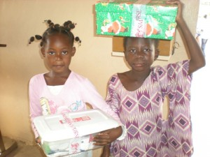 Operation Christmas Child Shoebox Distribution