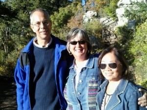 Paul, Donna & Thuy